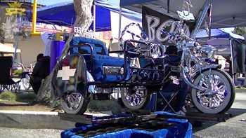 Uniques Second Annual Bike Pedal Show