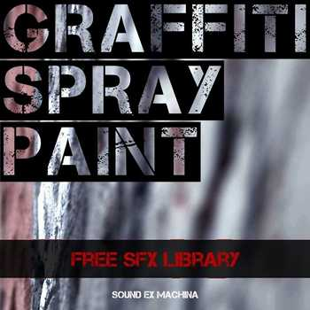 Graffiti Spay Paint by Sound EX Machina