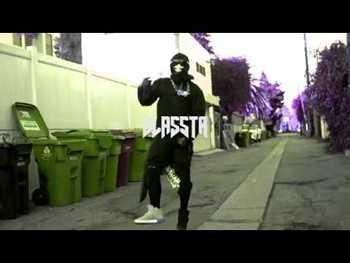 Spark Master Tape - Blassta Skrillaman (Studio Bakk Alley 1takke)