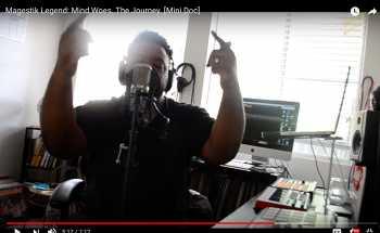 Magestik Legend: Mind Woes. The Journey. (Mini Doc)