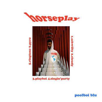 poolboi blu - horseplay