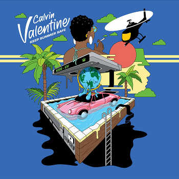 Calvin Valentine feat. Illa J - Vhs