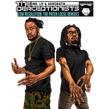 The Perceptionists - Lemme Find Out