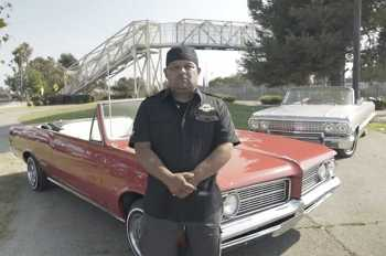 1964 Pontiac Le Mans by Louie Mejia - LOWRIDER Roll Models Ep. 31