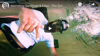 Homeboy Sandman Edan - The Gut video