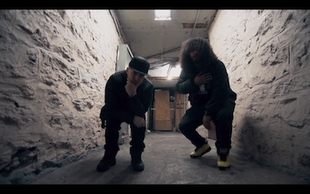Chris Rivers x Termanology - Just Do It video
