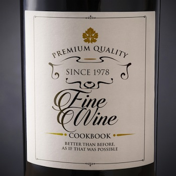 CookBook - Fine Wine video