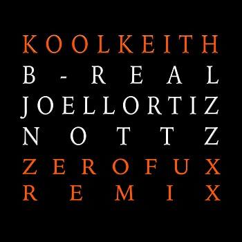 Kool Keith feat. Joell Ortiz & B-Real - Zero Fucks (Nottz Rmx)