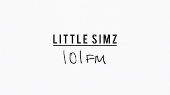 Little Simz - 101 FM video