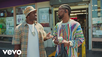 Big Sean feat. A$AP Ferg, Hit-Boy - Bezerk video