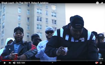 Sheek Louch feat. Styles P, Jadakiss - On That Shit video
