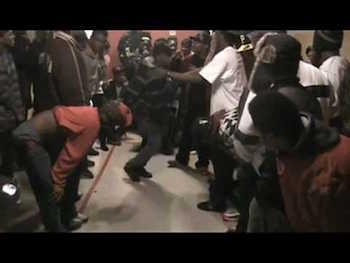 Chicago Footwork video