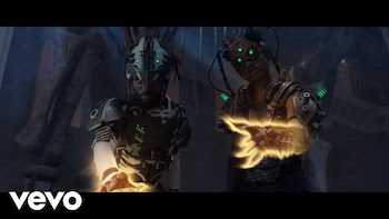 Earthgang - Up video