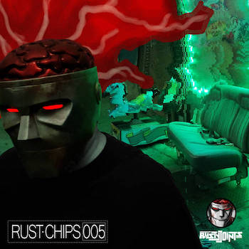 Rusty Joints - Rust Chips 005