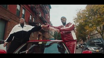 DJ Premier feat. A$AP Ferg - Our Streets video