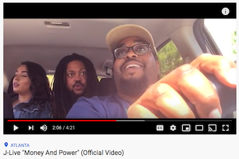 J-Live - Money And Power video