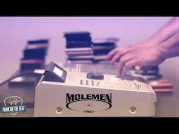 Panik On The Beat - Molemen - Diggin In The Floppies - Vakill - Va2K - MPC 2000XL