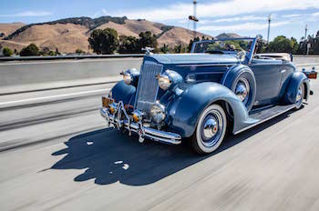 1936 Packard 120 by Randy Perez - LOWRIDER Roll Models Ep. 33