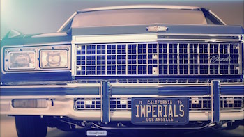 1976 Chevrolet Caprice Classic by Eugene Spanks Hernandez - LOWRIDER Roll Models Ep. 38