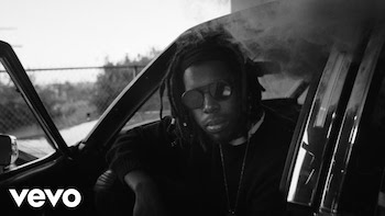 Flying Lotus feat. Denzel Curry - Black Balloons Reprise video