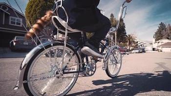 Lowrider Bike by Steven Davidson - LOWRIDER Roll Models 36