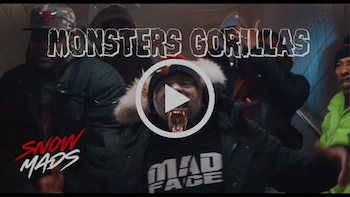 Onyx feat. Knuckles (N.B.S.) - Monsters Gorillas video