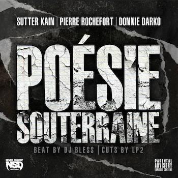 Pierre Rochefort, Donnie Darko Sutter Kain - Poésie souterraine