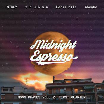 Midnight Espresso - Moon Phases Vol. 2: First Quarter