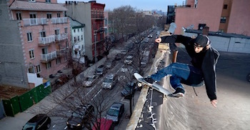 People With Amazing Talent! (Skateboarding)#2