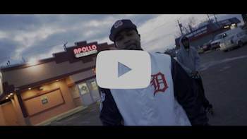 Apollo Brown feat. Ro Spit, NameTag, Ty Farris - 365 video