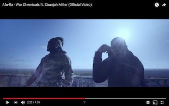 Afu-Ra feat. Stranjah Miller - War Chemicals video