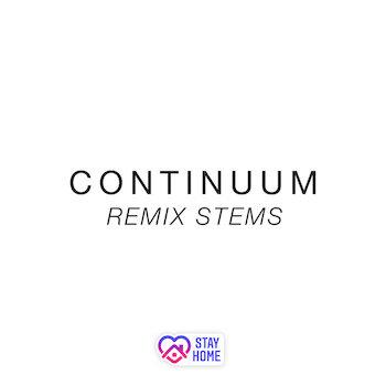 Cybass - Continuum (Free Stems) 88bpm