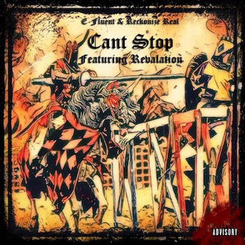 E-Fluent Reckonize Real feat. Revalation - Can't Stop