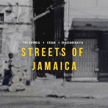 The Council x Eesah x SpaceAgeRasta - Streets of Jamaica video