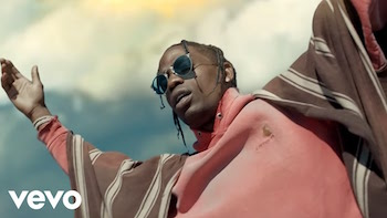 Travis Scott - STOP TRYING TO BE GOD video