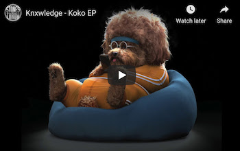 Knxwledge - Koko EP (Full album)