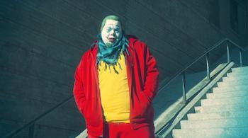 R.Hendrix - Joker video