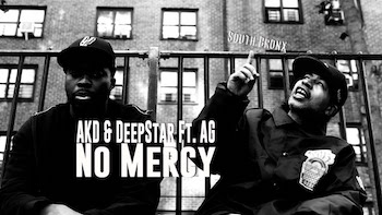 AKD Deepstar feat. AG - No Mercy video