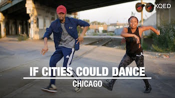 Chicago Footwork - If Cities Could Dance, KQED Arts