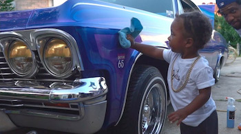Curren$y Harry Fraud - Gold Chrome video
