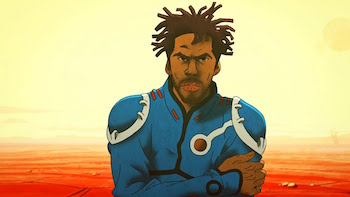 Flying Lotus feat. Anderson .Paak - More video
