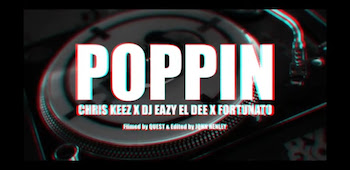 Fortunato x ChRIS KEEZ x Eazy El Dee x QUEST - Poppin' video