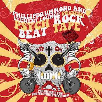Phillipdrummond Element Lounge Present - Psych Rock Beat Tape
