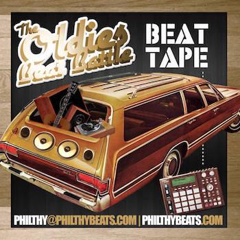 Phillipdrummond Presents - The Oldies Beat Battle Tape