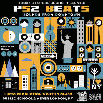 Today's Future Sound A Place for Kids Presents - PS2 Beats, Sounds from Downtown