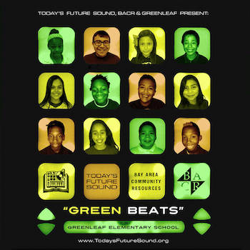 Today's Future Sound, BACR, Greenleaf Present - Green Beats
