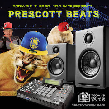 Today's Future Sound, BACR Prescott Elementary Present - Prescott Beats