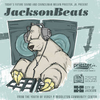 Today's Future Sound Councilman Melvin Priester, Jr. Present - Jackson Beats
