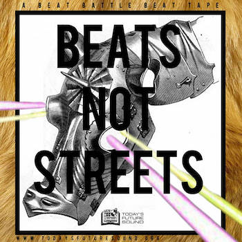Today's Future Sound, Phillipdrummond, GRN+GLD Present - Beats Not Streets