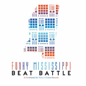 Today's Future Sound, Phillipdrummond Melvin Priester Jr. Present - Funky Mississippi Beat Battle
